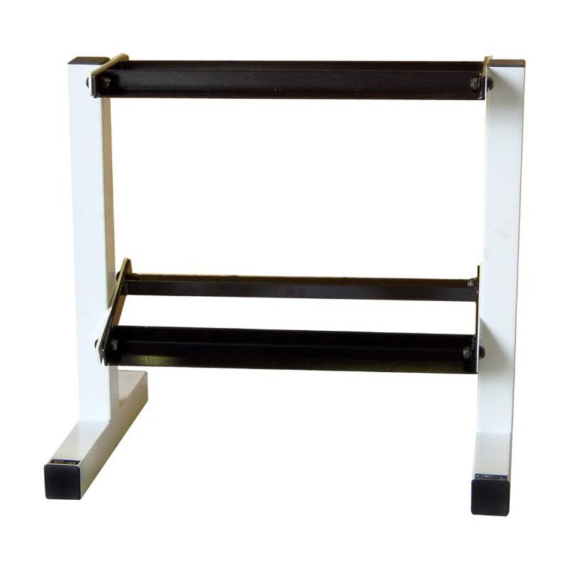 CAP Barbell 20 in. Two Tier Dumbbell Rack by Cap Barbell