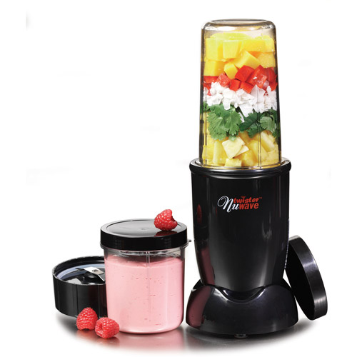 As Seen on TV NuWave Multi-Purpose Twister Blender and Chopper, 7-Piece Set