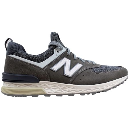 finest selection 7589e efc6b New Balance 574 Sport Grey/White MS574BG Men's Size 7.5
