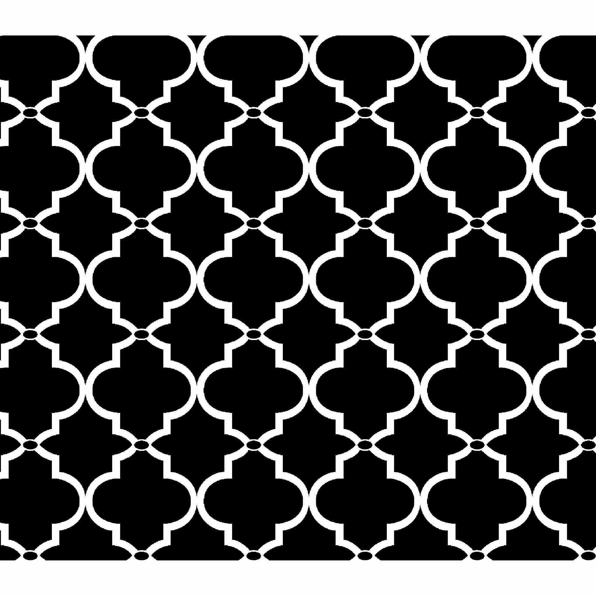 Springs Creative Cotton Blenders Tonal Lattice, Black, Fabric by the Yard
