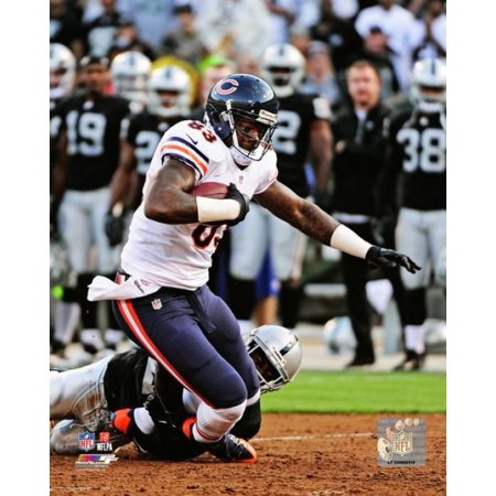 Martellus Bennett 2013 Action Photo Print