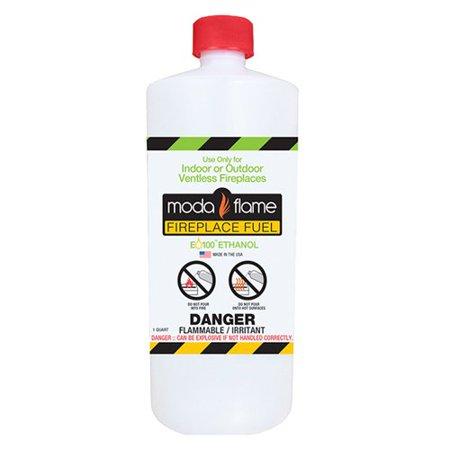 Moda Flame 1 Qt  Bio Ethanol Fireplace Fuel   9 Bottles