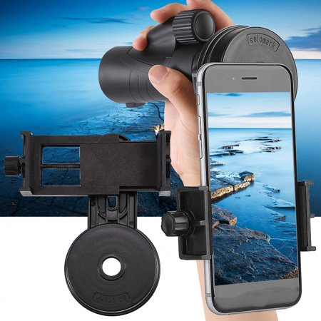 - Ymiko Universal Cell Phone Adapter Holder Mount Microscope Telescope Interface Bracket