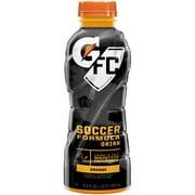 Gatorade FC Orange Soccer Formula Sports Drink, 16.9 Fl. Oz.