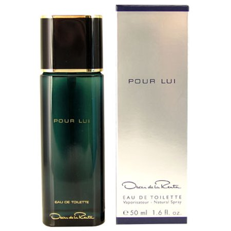 De La Renta Men Cologne (POUR LUI by Oscar de la Renta 1.6 oz EDT eau de toilette Men's Spray Cologne NIB )