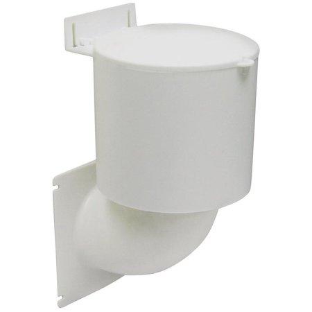 Dryer Vent Connection (Lambro 289w 4