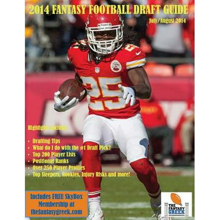 2014 Fantasy Football Draft Guide (Best Fantasy Football Draft Guide)