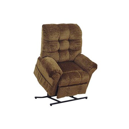 LYKE Home Plush Power Lift Assist Recliner - Walmart.com