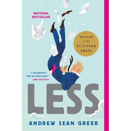 Less (Winner of the Pulitzer Prize) : A Novel - And The Winners Are Halloween