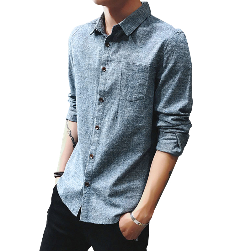 Details about  /Men Casual Dress Shirt Slim Fit T-Shirts Formal Long Sleeve Tops Luxury Party