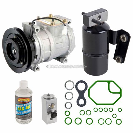 Plymouth Sundance A/c Compressor - AC Compressor w/ A/C Repair Kit For Chrysler LeBaron & Plymouth Sundance