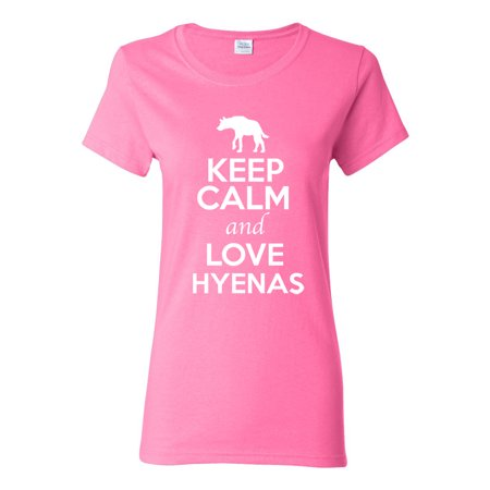 Top 20 Anime Couples (Ladies Keep Calm And Love Hyenas Canine Animal Lover T-Shirt)