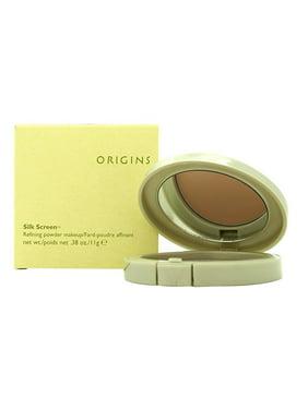 origins silk screen refining powder makeup, caramel mousse, .38 oz