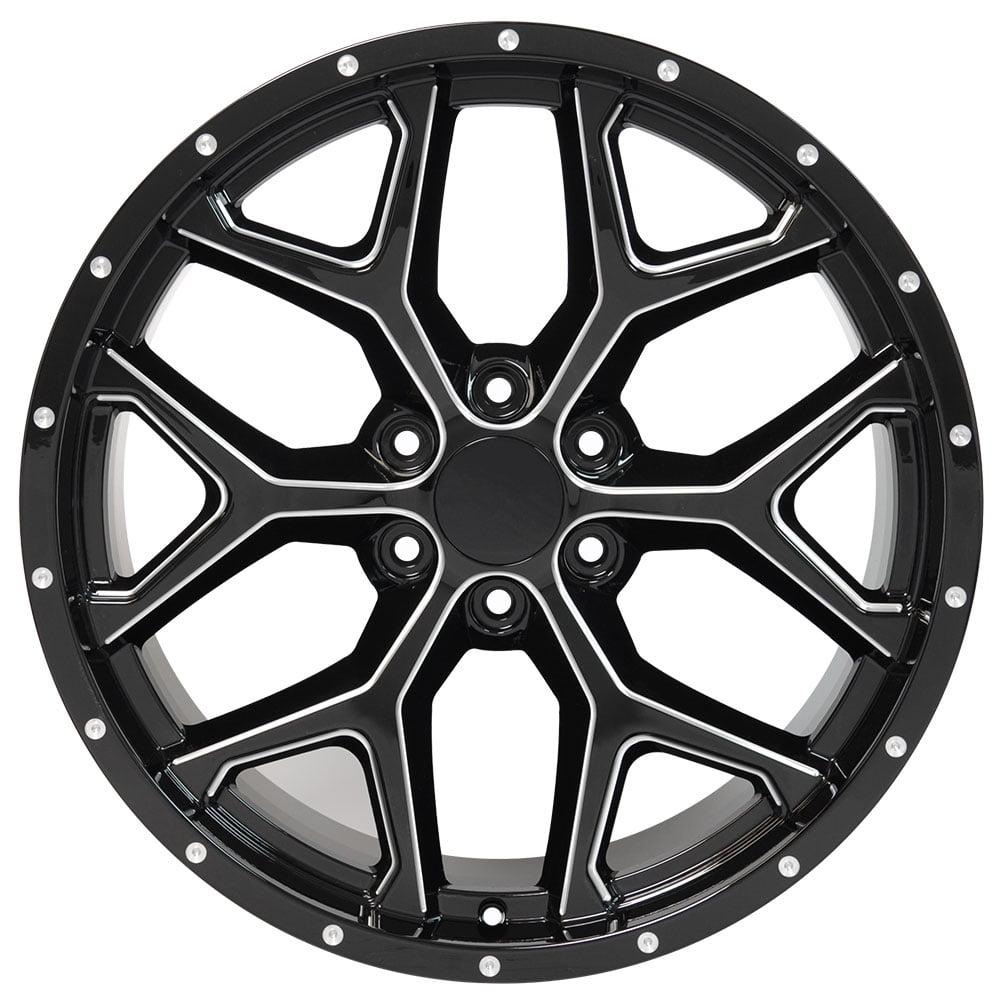 Oe Wheels 22 Inch