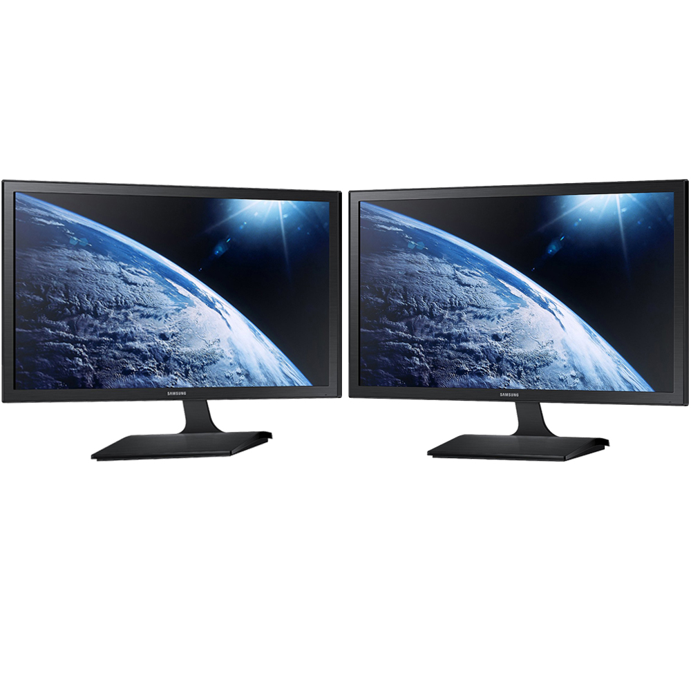 "Samsung (S27E310H) SE310 Series 27"" Screen LED-Lit Dual Monitor"