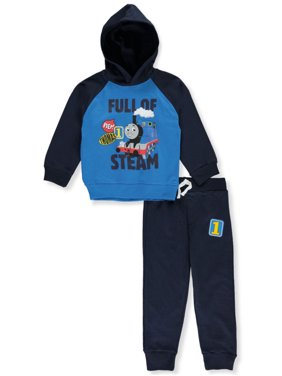 Thomas & Friends Boys' Peep! 2-Piece Sweatsuit Pants Set