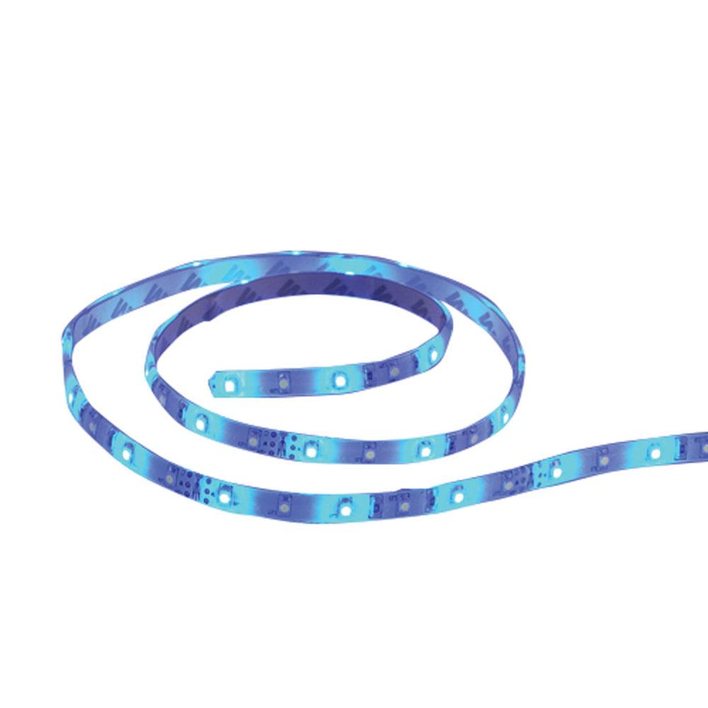 T-H Marine LED-51875-DP Flush Head LED Livewell Light Blue