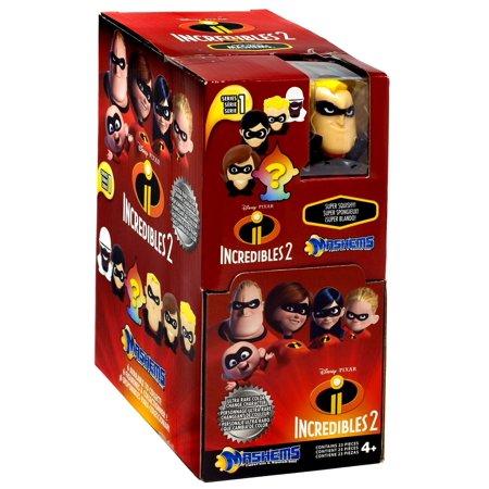 Disney / Pixar Mash'Ems Series 1 Incredibles 2 Mystery Box [23 Packs]