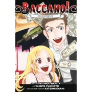 Baccano!, Chapter 6 (manga) - eBook