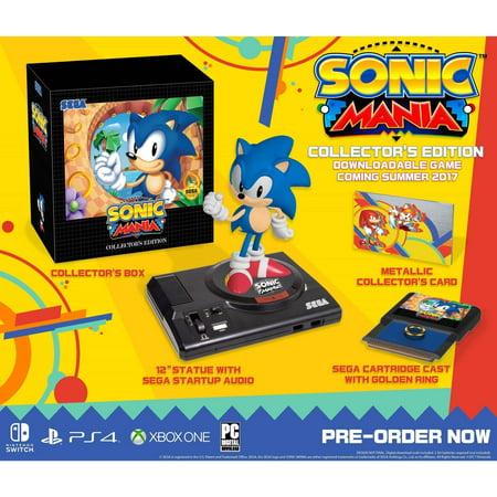 Sonic Mania Collectors Edition  Pc