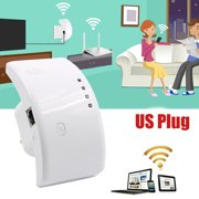 300Mbps Wireless Router AP Extender Booster Router Arch-shaped Network Repeater