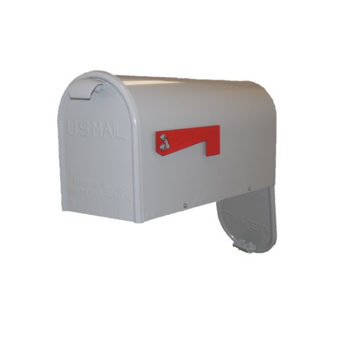 GDM Mailbox Company Newport Post Mounted Mailbox by Mailboxes