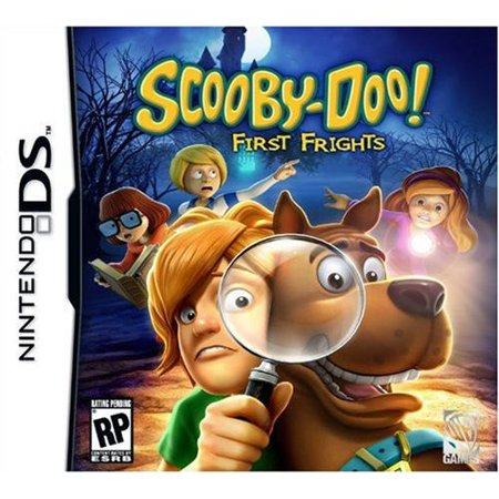Scooby-Doo: First Frights (DS)