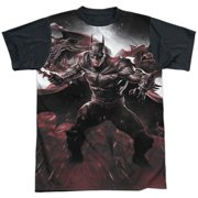 Infinite Crisis - Ic Batman - Short Sleeve Black Back Shirt - X-Large