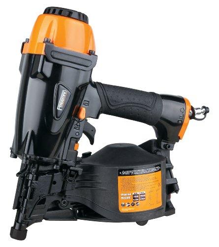 "Freeman PCN65 Pneumatic 15 Degree 2-1/2"" Coil Siding Nailer"