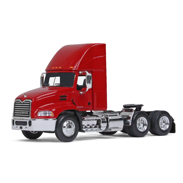 Firstgear Mack Pinnacle Day Cab Red with Air Foil 1/64 Di...