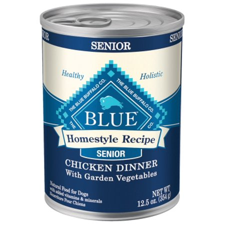 Blue Homestyle Recipes Wet Dog Food Review