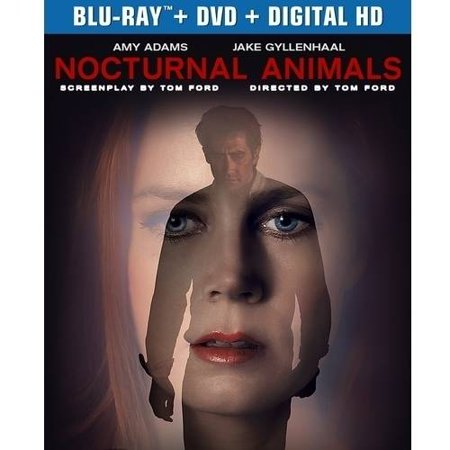 Nocturnal Animals  Blu Ray   Dvd   Digital Hd