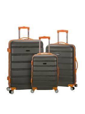 0a33c657ce3 Product Image Rockland Luggage Melbourne 3 Piece Hardside Luggage Set