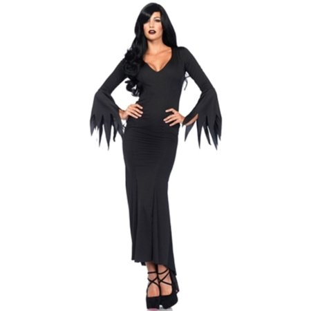 Floor Length Gothic Witch Dress](Good Witch Halloween Schedule)