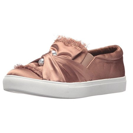 Copper Footwear (Report Womens Agnes Slip On Sneaker Shoe Knotted Copper Size 8.5 M)