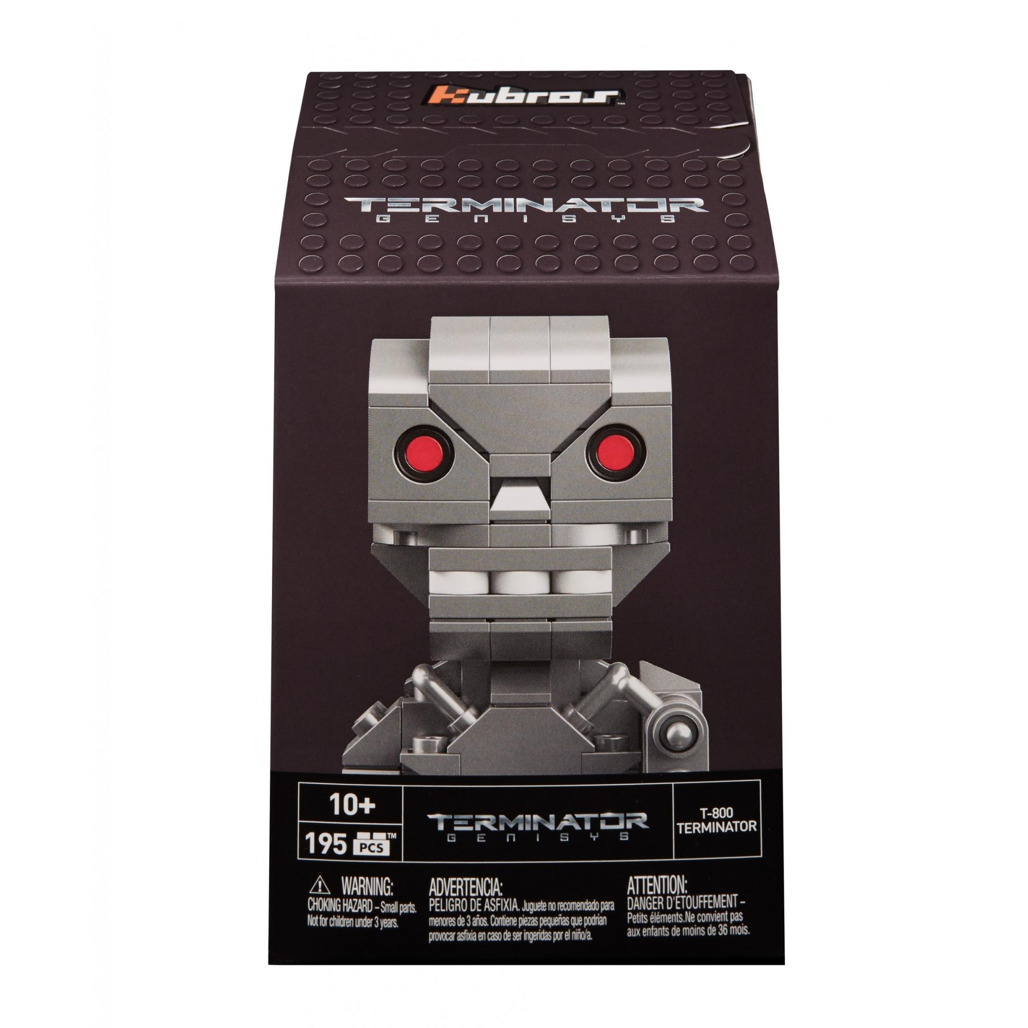 Mega Construx Kubros Terminator T-800 Figure