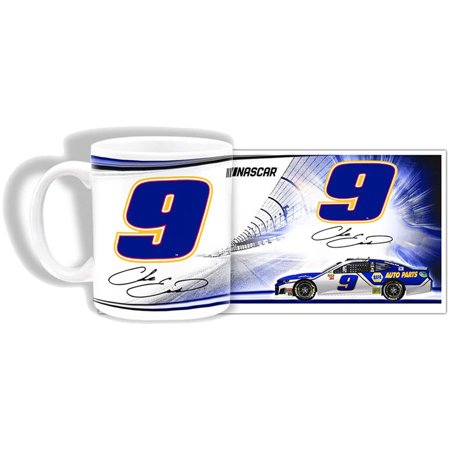 Chase Elliott 11oz. Sublimated Number & Signature Mug - No Size - Chase Promotions