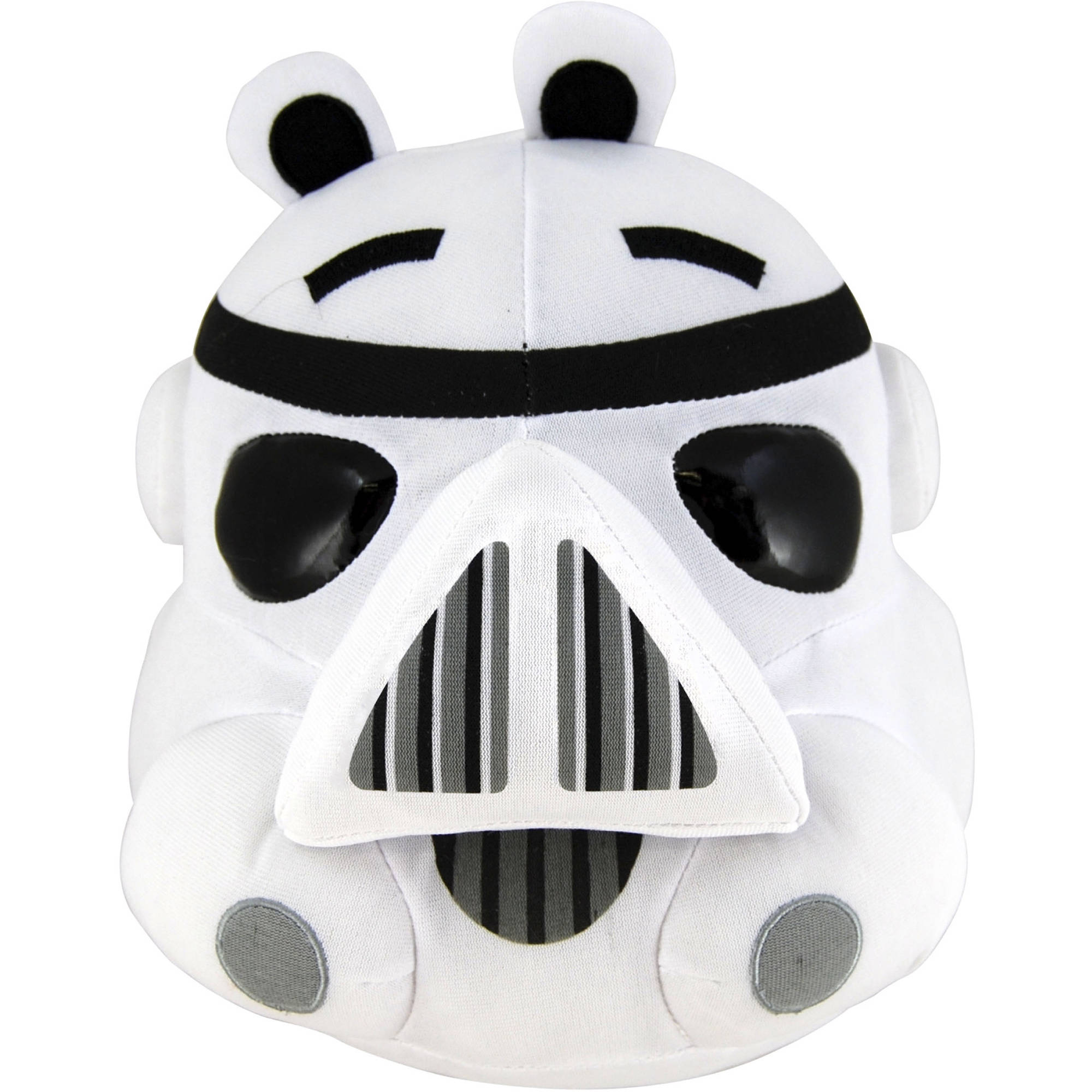 Angry Birds Star Wars Plush Imperial Storm Trooper, 12""