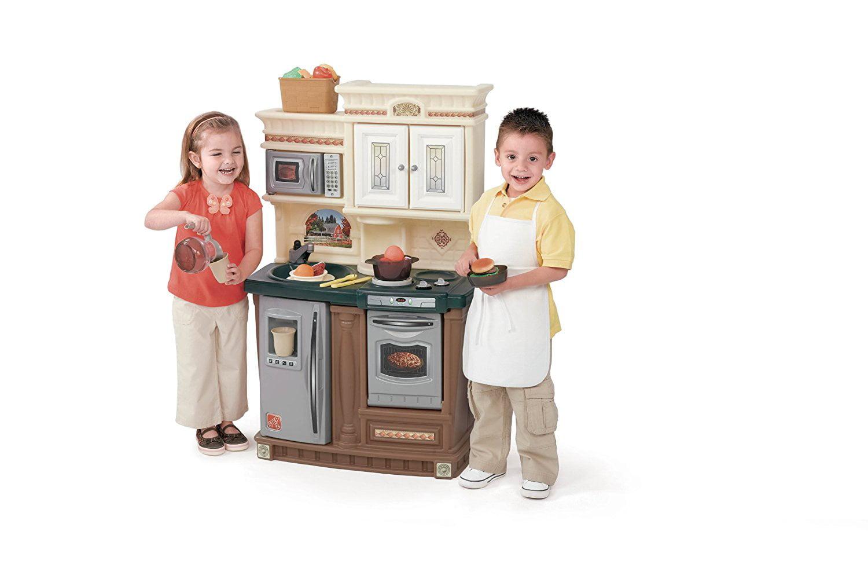 Step2 LifeStyle New Traditions Kitchen Set - Walmart.com