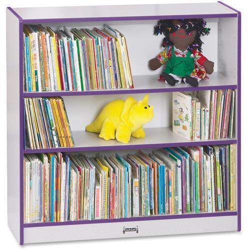"Rainbow BOOKCASE;36"" HIGH;PE"