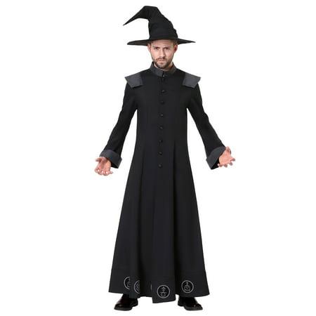 Men's Plus Warlock Costume 2X - Warlock Costume