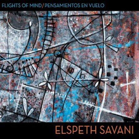 Elspeth Savani   Flights Of Mind  Cd