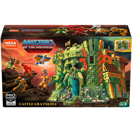 Mega Construx Probuilder Masters of the Universe Castle