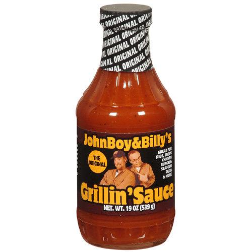 John Boy And Billy's The Original Grilln Sauce, 19 oz