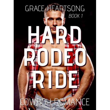 Cowboy Romance: Hard Rodeo Ride - eBook
