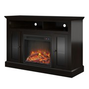 """Ameriwood Home Chicago Fireplace Espresso TV Console for TVs up to 50"""""""