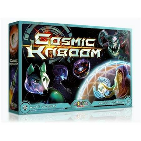 Minion Games MNICK100 Jeu de Kaboom cosmique - image 4 de 4