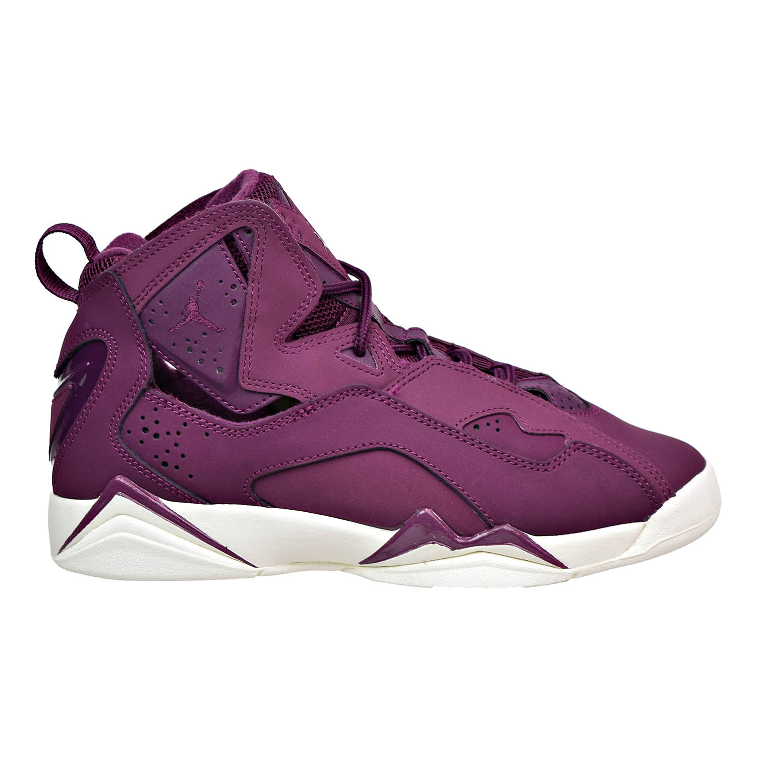 online store 69fb2 32189 ... inexpensive jordan true flight bg big kids shoes bordeaux bordeaux sail  343795 625 1d24b aa9e0