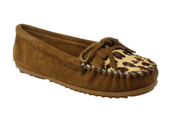 Minnetonka Womens Dusty Loafers & Moccasins Flats Size 5 New by Minnetonka