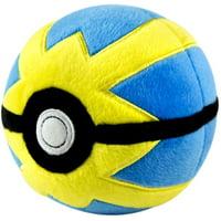 Pokemon Quick Ball Pokeball Plush